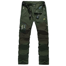 Load image into Gallery viewer, LoClimb Men's Summer Removable Hiking Pants