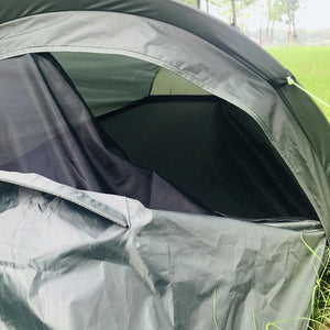 Camping Tent Travel Backpacking Tent Outdoor Camping Sleeping Bag