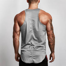 Load image into Gallery viewer, Batman Bodybuilding Clothing Mesh Tank Tops