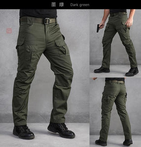 XZ Ripstop Slight Waterproof Military Pants