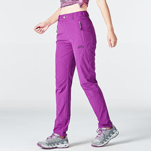 Load image into Gallery viewer, LXIAO Women Hiking Pants