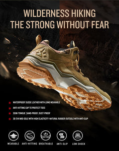 Rax Men Hiking Shoes Waterproof