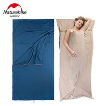 Load image into Gallery viewer, Naturehike Single Double Sleeping Bag Liner