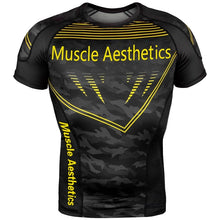 Load image into Gallery viewer, Gym T-shirt Men Fitness Bodybuilding