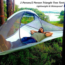 Load image into Gallery viewer, Portable Camping Hanging Tree Tent Bed