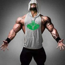 Load image into Gallery viewer, Gym Clothing Hulk Print Tank Top