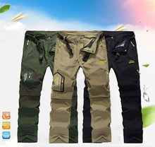 Load image into Gallery viewer, NUONEKO Quick Dry Removable Hiking Pants