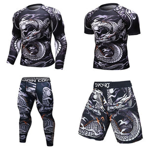 Brand New  BJJ MMA Work Out Compression