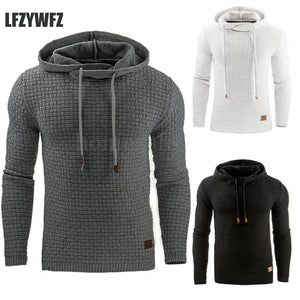 Hoodies Men Hooded Sweatshirt