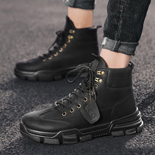 Load image into Gallery viewer, Outdoor Men Hiking Shoes Waterproof