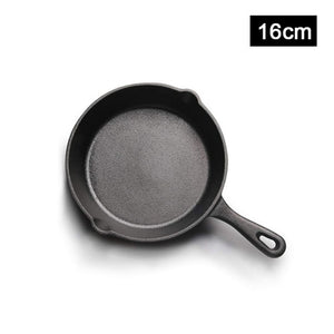 TEENRA Cast Iron Frying Pan