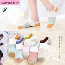 Load image into Gallery viewer, 7 Pairs Women socks Spring
