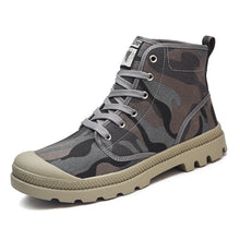 Load image into Gallery viewer, Brand Men's Shoes Anti-Skid  Boots Outdoor Athletic Breathable Men  Shoes Waterproof Women Boots