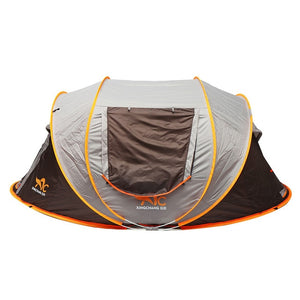 2-8 People Fully Automatic Camping Tent Windproof Waterproof