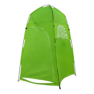 TOMSHOO Portable Outdoor Shower Tent Bath Changing Fitting Room Toilet Tent Shelter Automatic Outdoor Camping Beach Tent