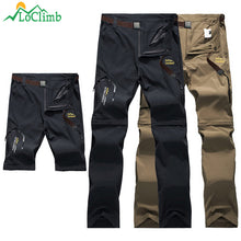 Load image into Gallery viewer, LoClimb Outdoor Hiking Pants Men/Women