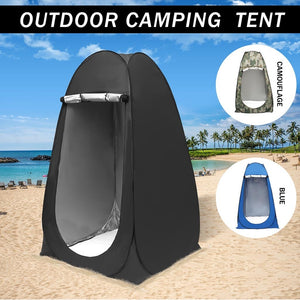 tents outdoor camping Pop-up Outdoor Camping Shower Tent Simple Mobile Toilet Dressing Tent Survival EDC Tools Travel Kits