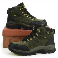 Load image into Gallery viewer, Outdoor Waterproof Hiking Boots Men Women