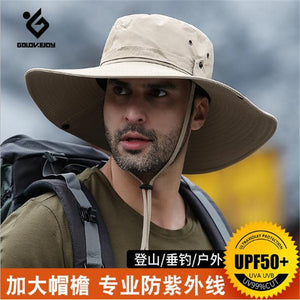 Sun Hat Golovejoy XMZ77 Summer Fisherman Cap Sports Hat Men Women