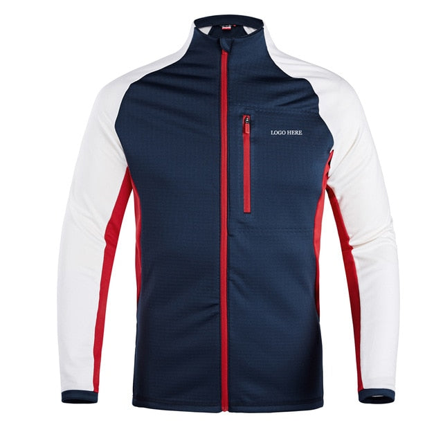 Men's Soft Stretch Fleece Jacket Women
