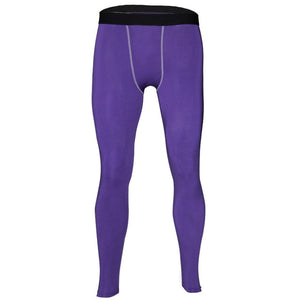 Dry Fast Breathable Stretchy Men Gym Leggings