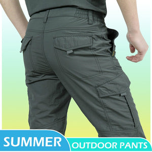 Light weight Breathable Waterproof Trousers Men