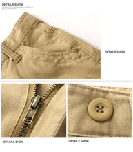 Load image into Gallery viewer, 2020 Plus Size Men Outdoor Cargo Pants