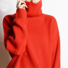 Load image into Gallery viewer, Sweter Mujer Warm Sweater Women
