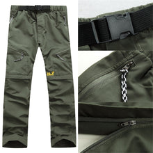 Load image into Gallery viewer, Outdoor Trekking Hiking Mountain Pants Mens&womans