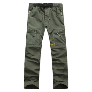Outdoor Trekking Hiking Mountain Pants Mens&womans