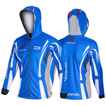 Load image into Gallery viewer, 2020 New Summer Fishing Clothing Hooded Men Jacket