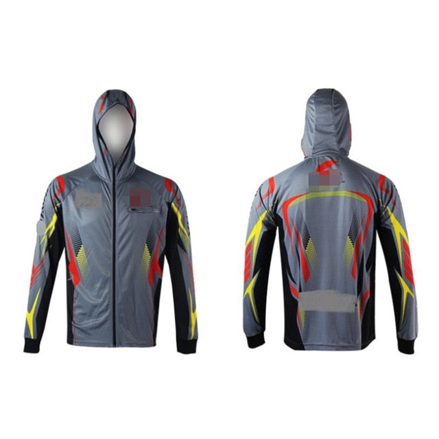 2020 new summer outdoor sports long-sleeved