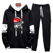 Load image into Gallery viewer, 2020 Brand Hoodies Set Men Autumn Casual Tracksuit Hooded Hoody