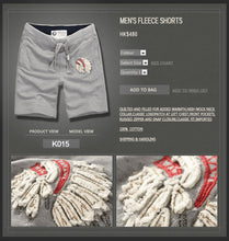 Load image into Gallery viewer, New Men's Leisure Shorts, Running, Jogging, Fitness Pants,