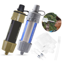 Load image into Gallery viewer, US CZ Outdoor Survival Water Filter