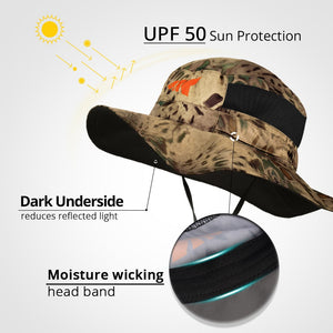 KastKing Sun Protection Fishing Hat Breathable Outdoor Sports Hat Fishing Cap Outdoor Cap Hiking Hat for Men Women