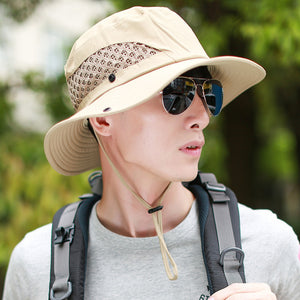 2020 four seasons universal outdoor fashion hiking hat