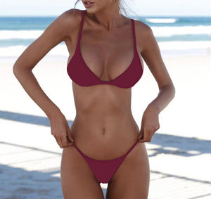 Hot Sexy Bikini Set Women Swimming Suit