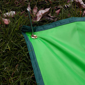 180*220CM OUTAD Waterproof Camping Tarp