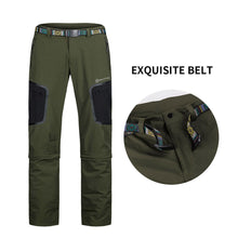 Load image into Gallery viewer, Outto Men's Detachable Hiking Pants