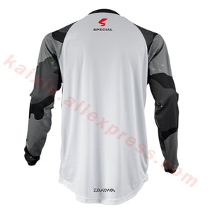Daiwa Performance Fishing Shirt Men UPF 50 UV
