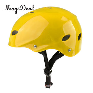 MagiDeal Water Sport Safety Helmet for Wakeboard Kayak Canoe Boat Surfing S/M/L Wakeboarding Jet Skiing Drifting Surfing Sailing