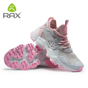 Rax Women Hiking Shoes Breathable Outdoor Sports Sneakers