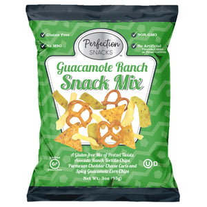 Guacamole Ranch Snack Mix 3oz (6 Count)