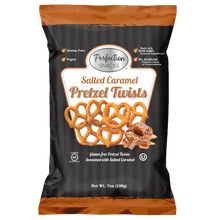 Load image into Gallery viewer, Salted Caramel Pretzel Twists 7oz (3 count)