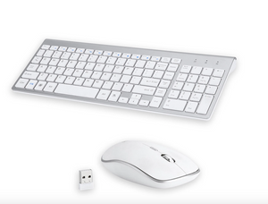 Wireless keyboard and mouse combo