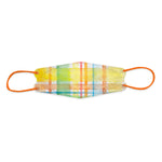Impression Plaid Korean-style Respirator (10-pack)
