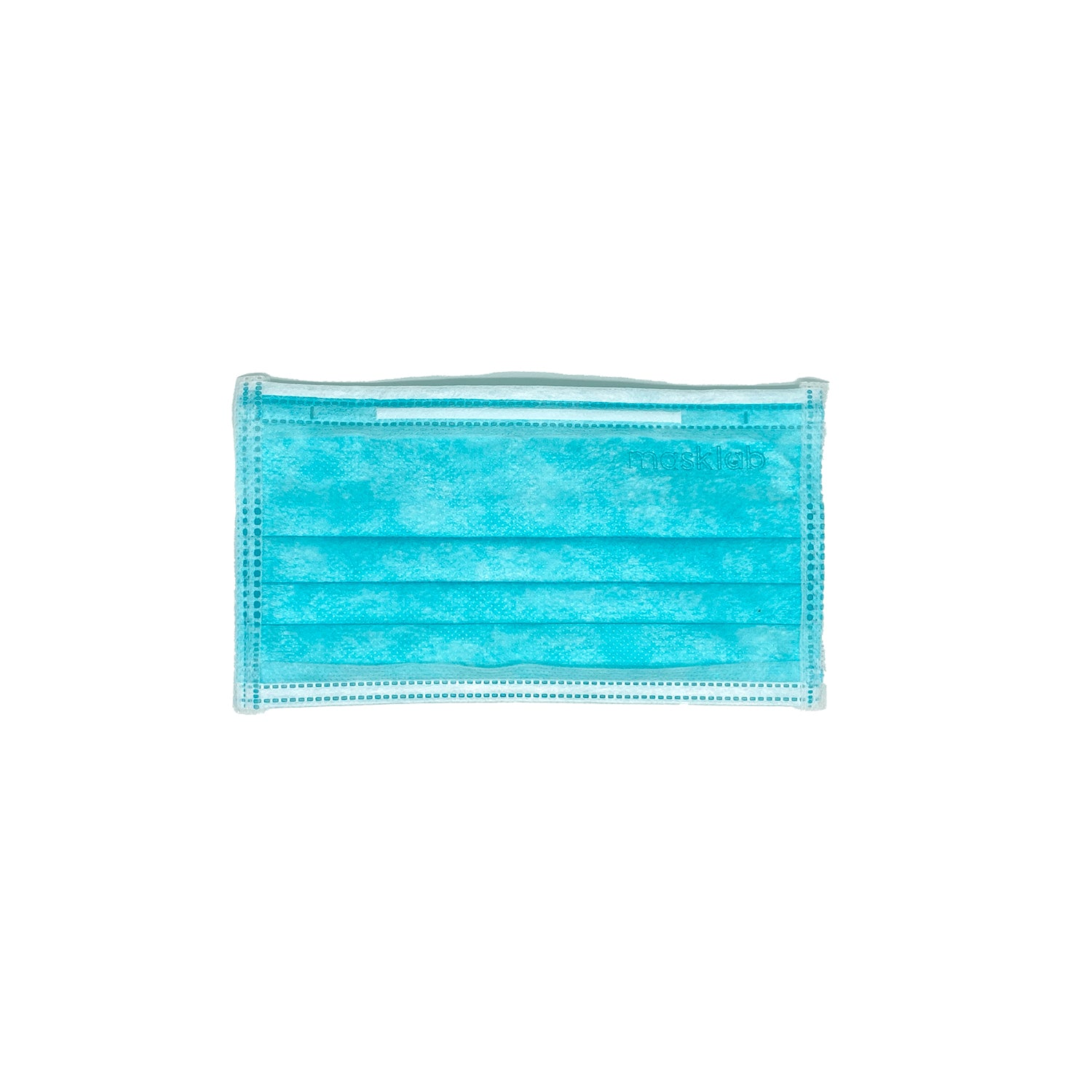 Turquoise 3-Ply Surgical Face Mask (Individually-wrapped 25-pack)