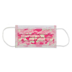 Rose Forest Adult 3-Ply Surgical Face Mask (Individually-wrapped 10-pack)