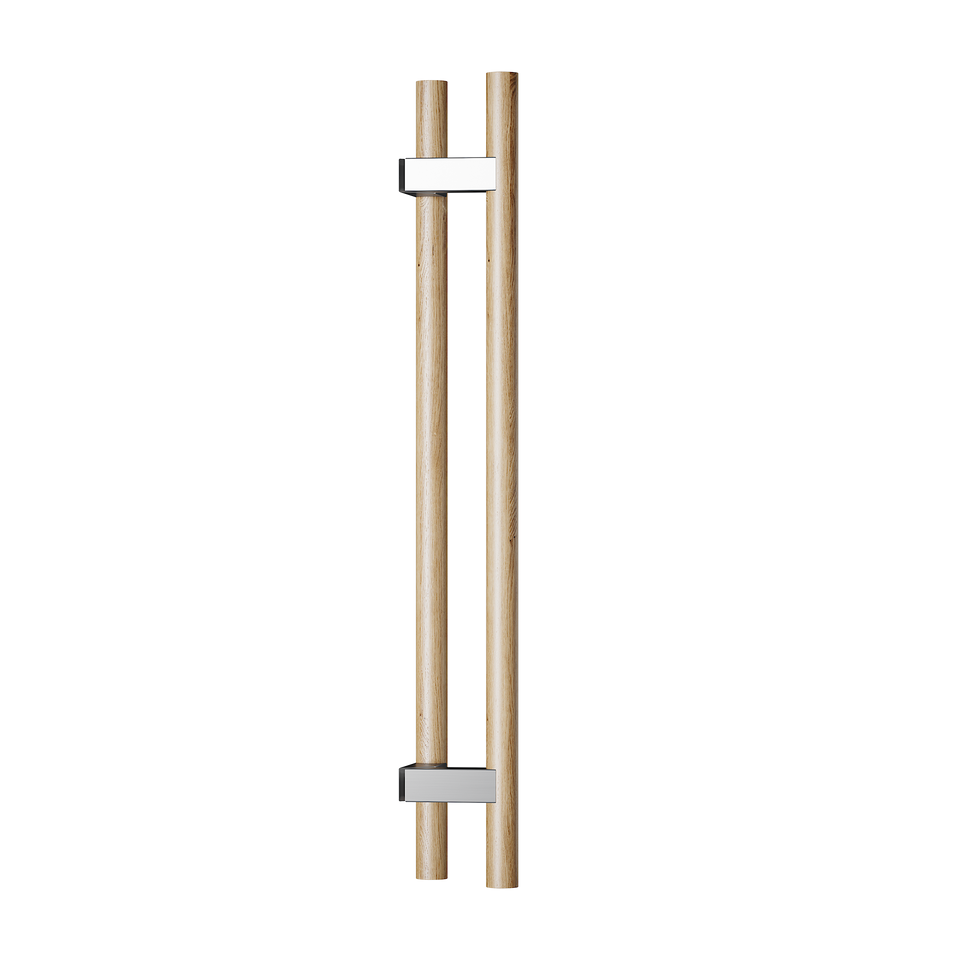 C3100OAK Natural Timber Handle
